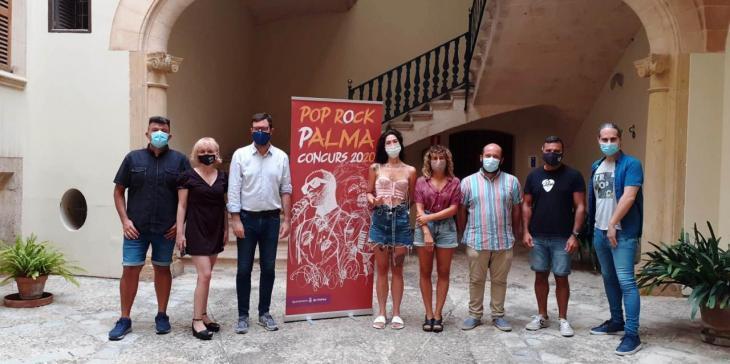 La final del concurs 'Pop Rock 2020' de Palma se celebrarà el 4 d'octubre a Es Gremi
