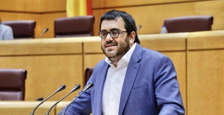 Vicenç Vidal demana a la ministra d'Afers Exteriors pel tractament del Govern espanyol respecte als refugiats