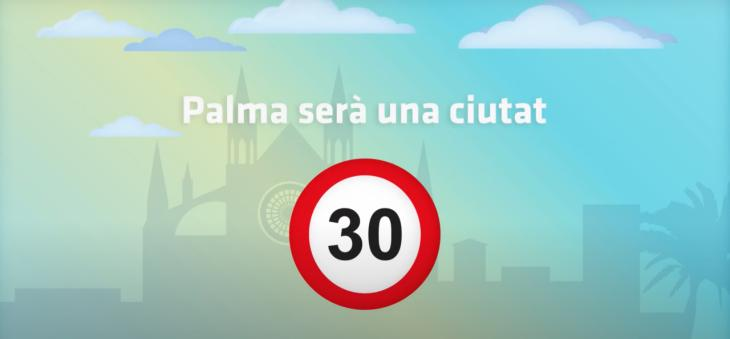 Palma serà una ciutat 30