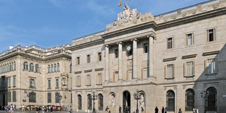 L'Ajuntament de Barcelona retira la medalla d'or a Heribert Barrera
