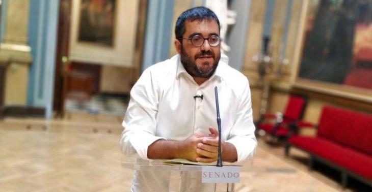 Vidal denuncia la «negativa» del PSOE a debatre sobre la insularitat al Senat