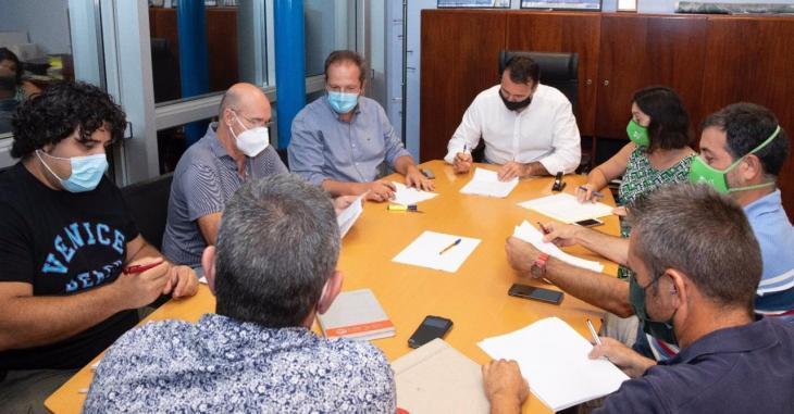 Els treballadors de l'EMT ratifiquen de manera majoritària l'acord i desconvoquen la vaga