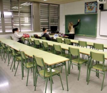 L'STEI denuncia un inici de curs «caòtic» que posa en perill la salut de la comunitat educativa i malmet la qualitat de l'ensenyament
