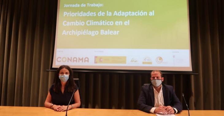 Mir reclama més sensibilitat de l'Estat cap al fet insular en la lluita contra el canvi climàtic