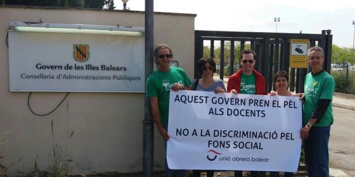 UOB fa una crida a participar en la vaga de dia 29 «amb més motius que mai»