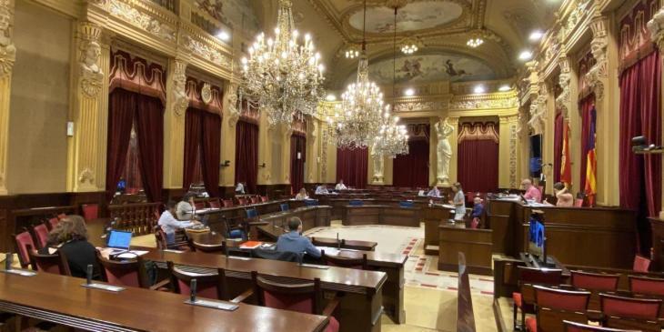 El Parlament insta al Govern espanyol a accelerar la derogació de la Llei Mordassa