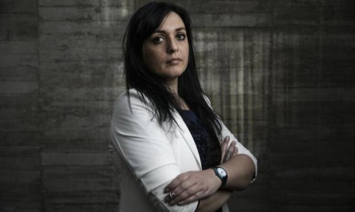 Amelia Tiganus: «El lobby proxeneta reaccionarà amb força si veu com atacam el negoci global virtual de la prostitució»