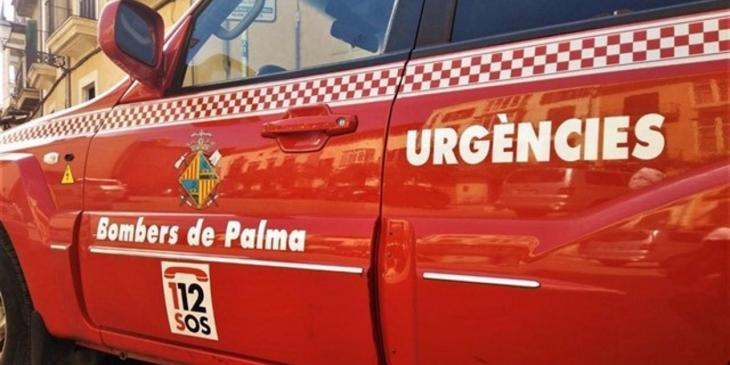 Sucesos.- Un hombre de 36 años, herido grave por quemaduras al incendiarse una vivienda en Camp Redó
