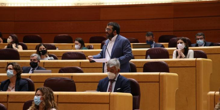 Vidal denuncia la «salvatge agressió» de l'Azerbaidjan i Turquia contra Armènia