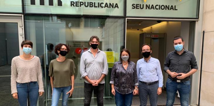 ERC reivindicarà a Madrid que arribin fons europeus a Menorca