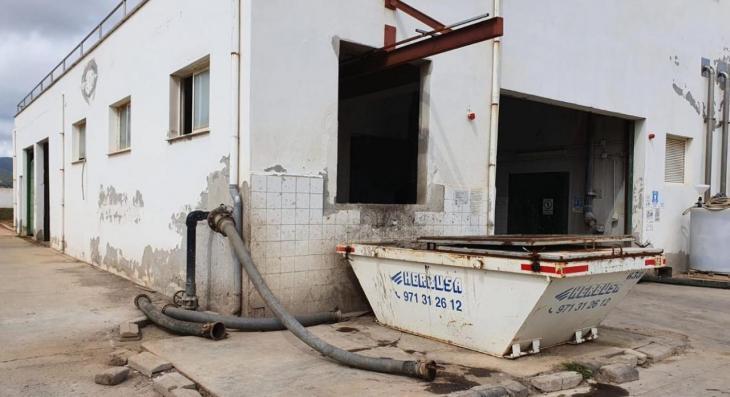 L'Agència Balear de l'Aigua adjudica contractes de millora a diferents depuradores d'Eivissa per un import de més de 300.000 euros