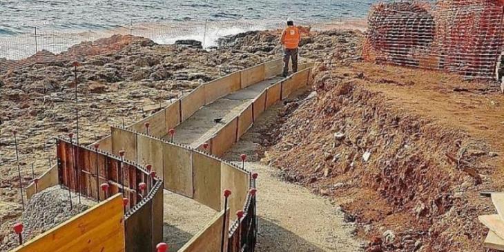 El GOB reclama que el Ministeri espanyol actuï «directament» sobre l'expedient de les obres de Cala Rajada