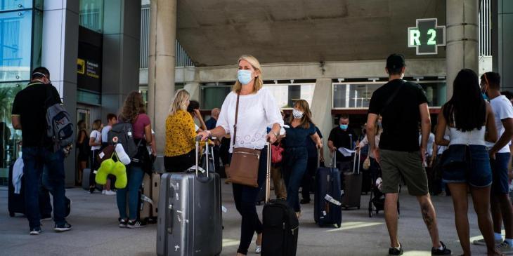 Els aeroports de les Balears operen aquest cap de setmana 1.375 vols