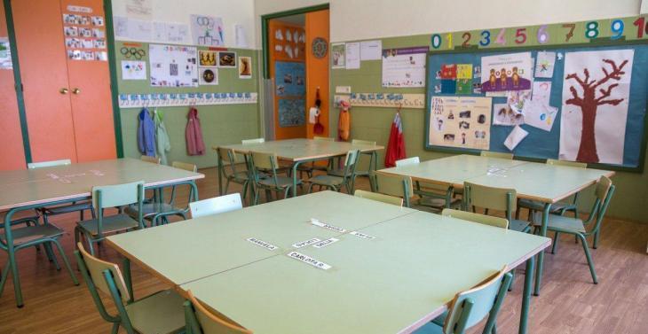 UOB acusa el Govern de retallar els contractes de docents interins