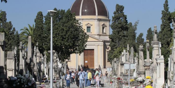 L'accés al cementeri de Palma durant Tots Sants només serà possible amb cita
