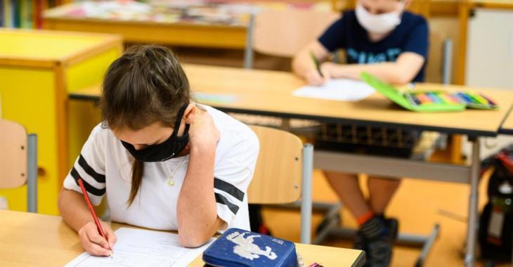 Detectats 545 casos de Covid-19 entre alumnes de les Balears durant el primer mes del curs escolar