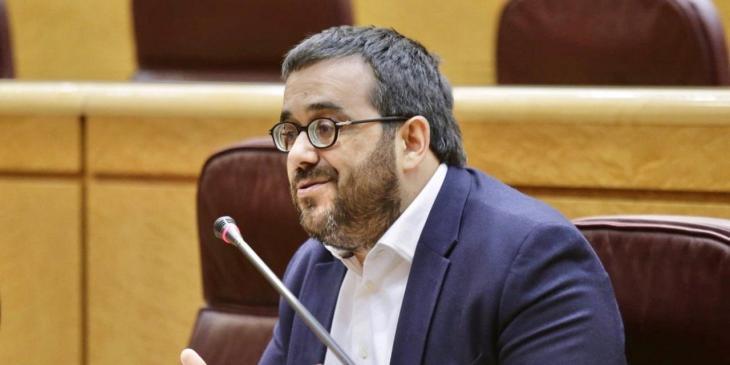 Vidal reclama a l'Estat que els menors migrants puguin competir a l'esport base federat