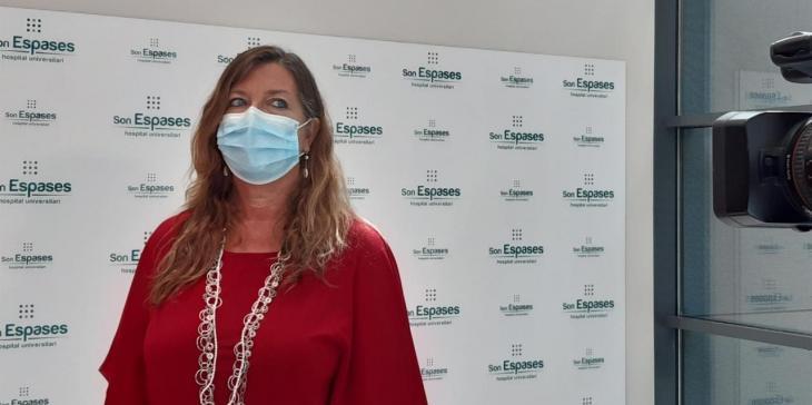 Gómez anima a la població de risc a vacunar-se del grip per «protegir-se» de la covid
