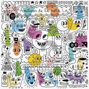 [ÀUDIO] Joan Miquel Oliver presenta un disc instrumental titulat 'Aventures de la nota La'