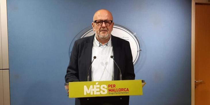 MÉS veu en el Debat de Política General una «oportunitat de reafirmar» els Acords de Bellver
