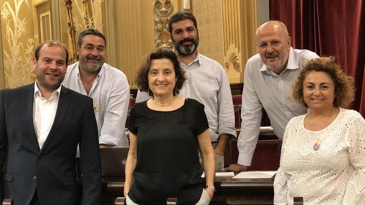 MÉS per Mallorca presenta un conjunt de propostes per enfortir l'autogovern i fer front a la crisi