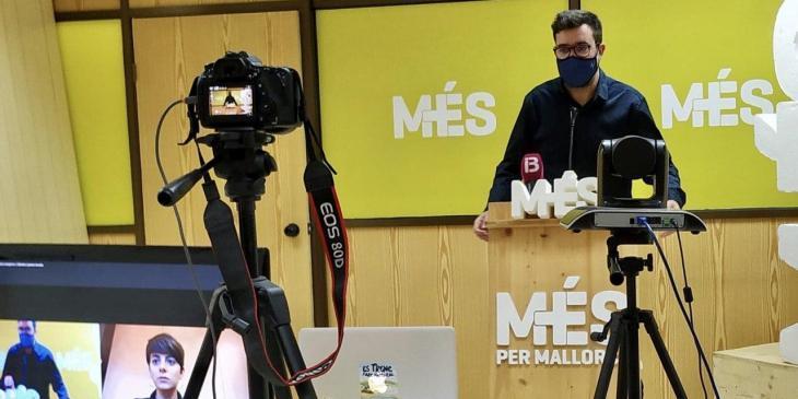 MÉS lamenta el «poc pes» del PSIB a Madrid així com la «poca sensibilitat» amb els interessos de les Balears