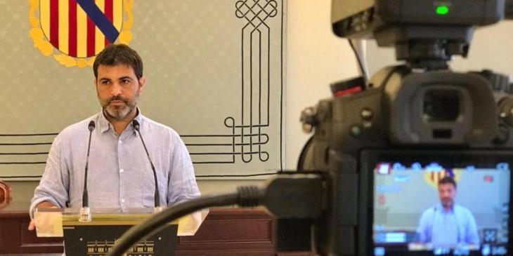 MÉS critica la «picada d'ullet» del PSIB a Ciudadanos per a l'aprovació dels pressupostos