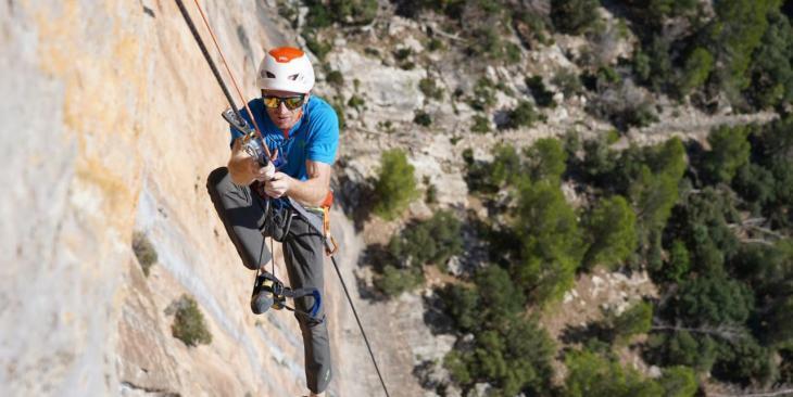 Medi Ambient rep prop de 1.400 autoritzacions per escalar i fer barranquisme a la Tramuntana