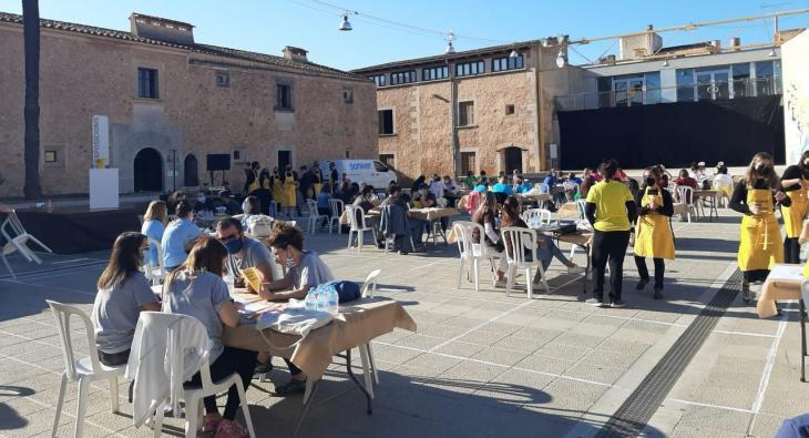 Campos celebra la 'Llengua amb tàperes', una gimcana lingüística sobre la peculiaritat dialectal campanera