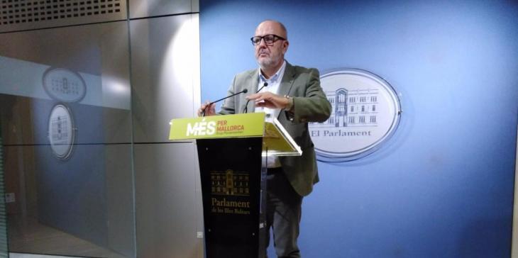 MÉS lamenta que els PGE «castiguin, maltractin i discriminin» les Balears