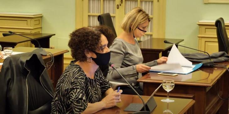 El Parlament insta el Govern a incorporar el professorat necessari per a resoldre la semipresencialitat