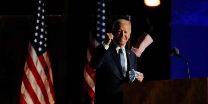Biden supera Trump a Pennsilvània i se situa a les portes de la victòria