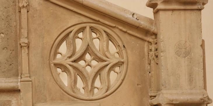La UIB publica la informació sobre 497 elements arquitectònics d'immobles d'època medieval