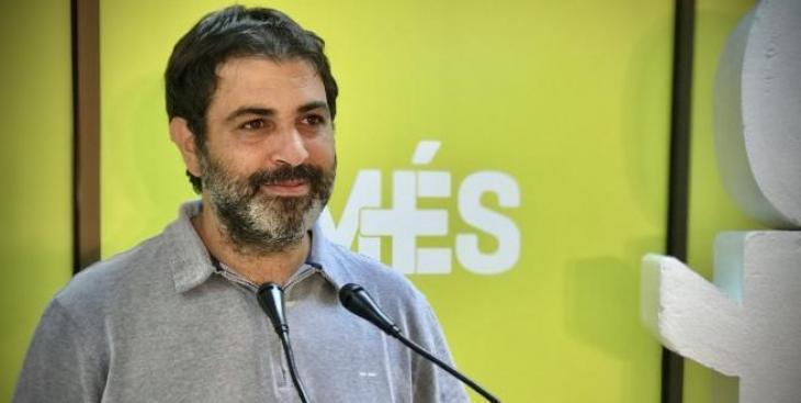 Josep Ferrà abandonarà els càrrecs de responsabilitat de MÉS