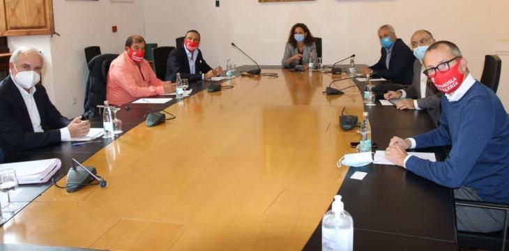 El Consell estudiará las propuestas de los restauradores para apoyar la reactivación del sector en Mallorca