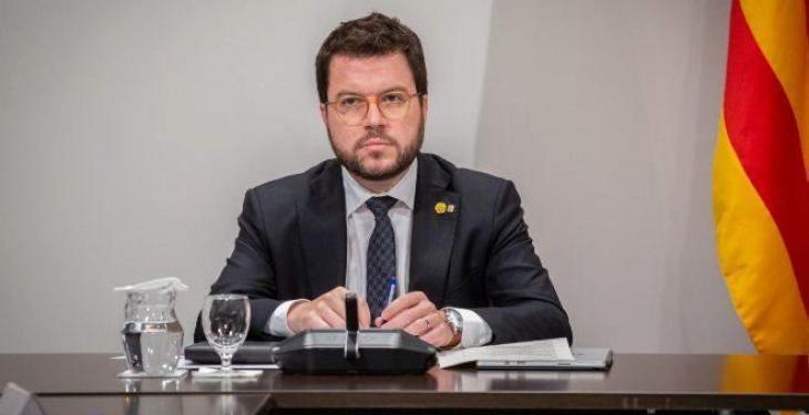 ERC proclama Pere Aragonès candidat a la presidència de la Generalitat