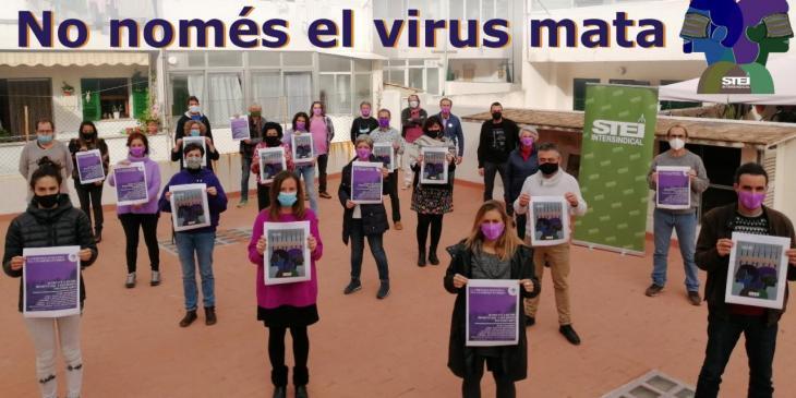 L'STEI edita un recull de propostes didàctiques per treballar contra la violència masclista