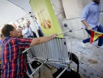 L'Assemblea Sobiranista de Mallorca acusa el TSJB de «donar ales als violents»