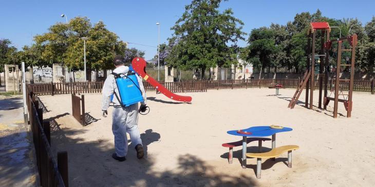 Cort reobre aquest dissabte els 173 parcs infantils de Palma