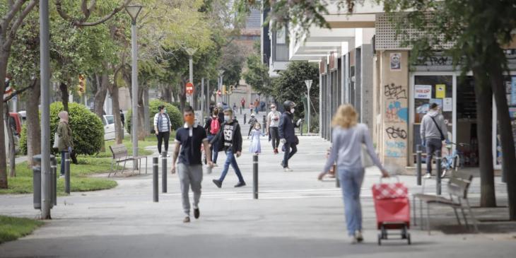 L'atur creix en 3.617 persones al novembre, un 4,4% més que a l'octubre
