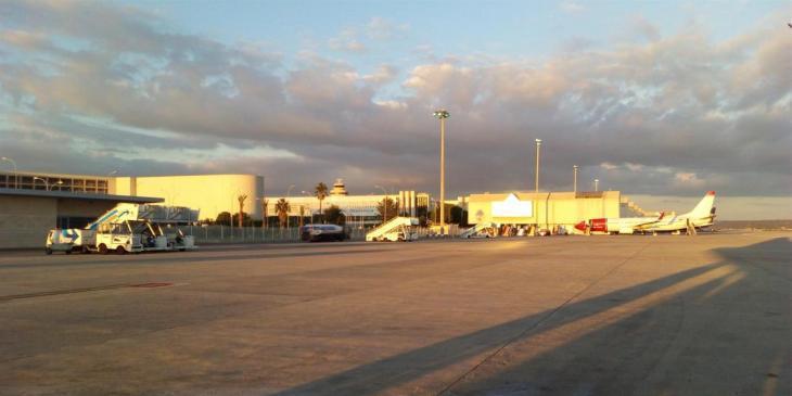 Els aeroports de les Balears operaran un total de 702 vols aquest cap de setmana