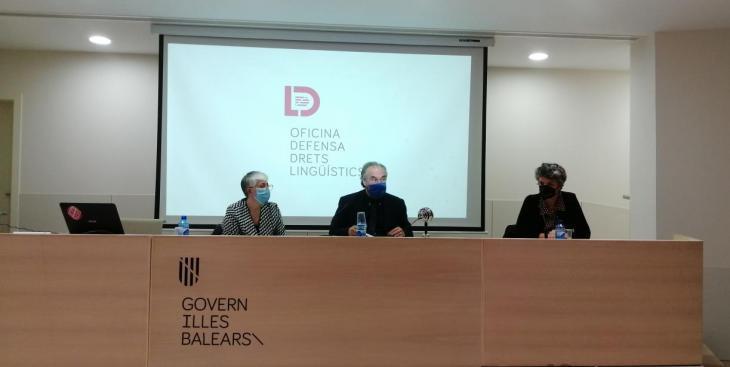 Entra en funcionament l'Oficina de Defensa dels Drets Lingüístics a les Balears