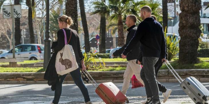 Les Balears concentren el major nombre d'habitatges turístics de l'Estat espanyol