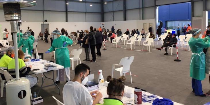 Coronavirus.- Baleares notifica 601 contagios y tres nuevas defunciones respecto al lunes