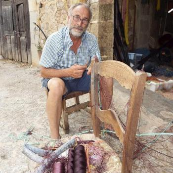Mor Pep Mayol 'Passador', patró major de la Confraria de Pescadors