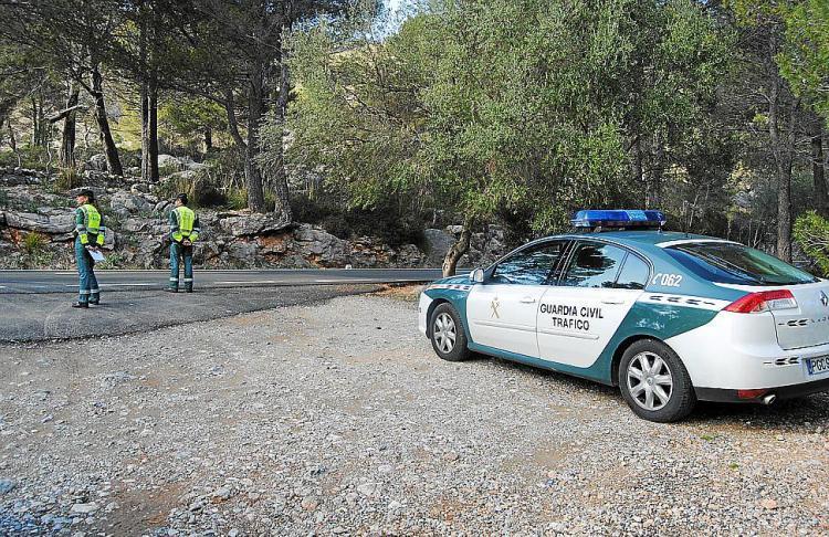 Els moters creen una xarxa per alertar dels controls de la Guàrdia Civil a la Serra