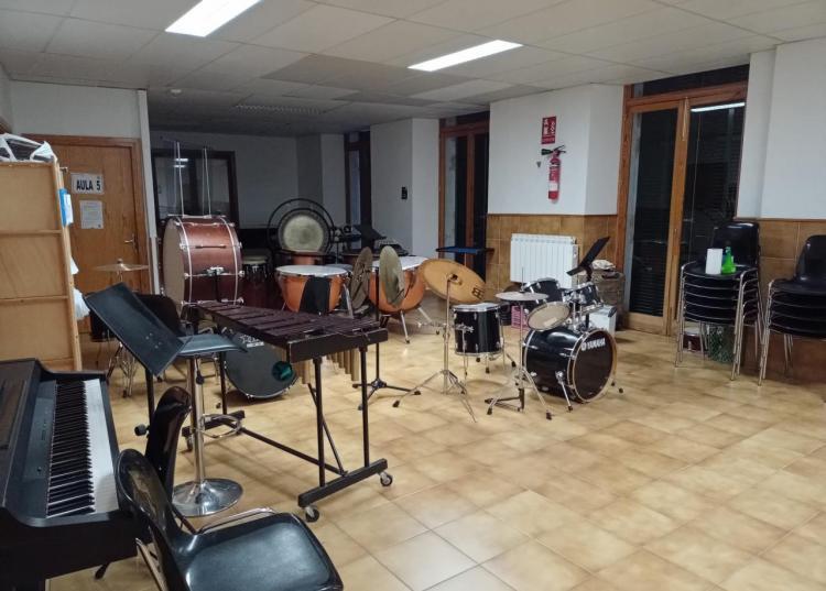 La Banda de Música de Sóller es queda sense un local per assajar