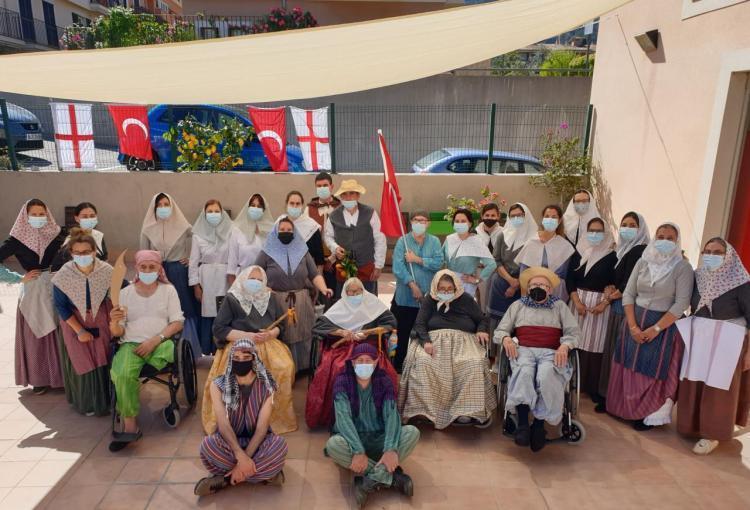 La Residència torna celebrar el Firó