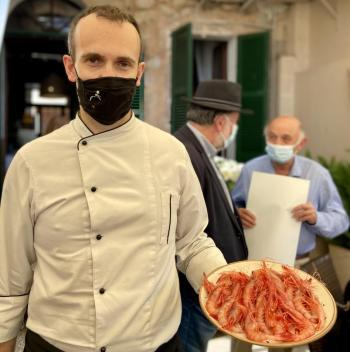 Obert el termini per participar al I Concurs de cuina amb Gamba de Sóller