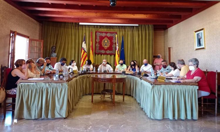 SOLLER - POLITICA MUNICIPAL - PLENO EXTRAORDINARIO DEL AYUNTAMIENTO DE SOLLER.